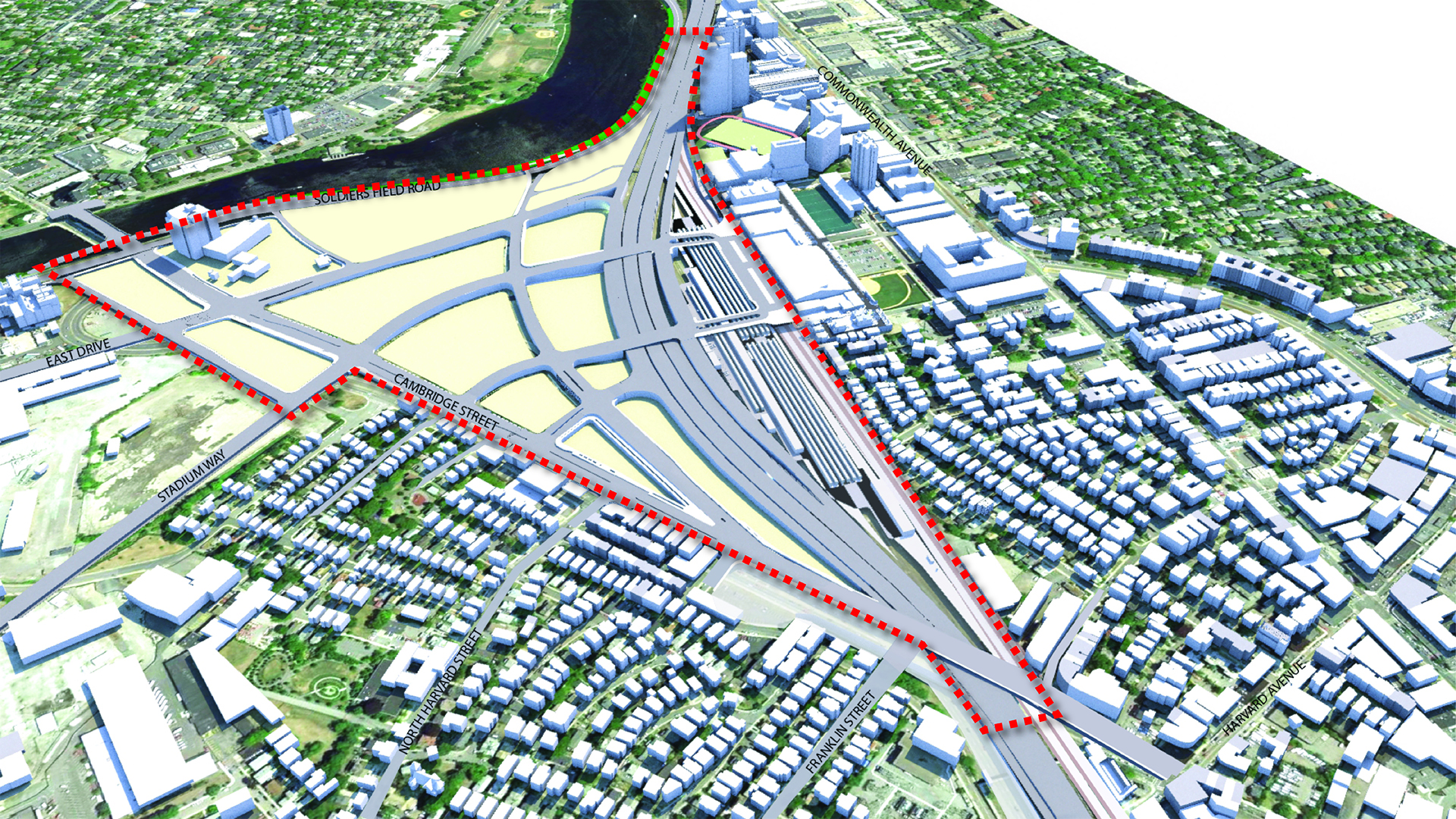 Allston I-90 Interchange Area Placemaking Study