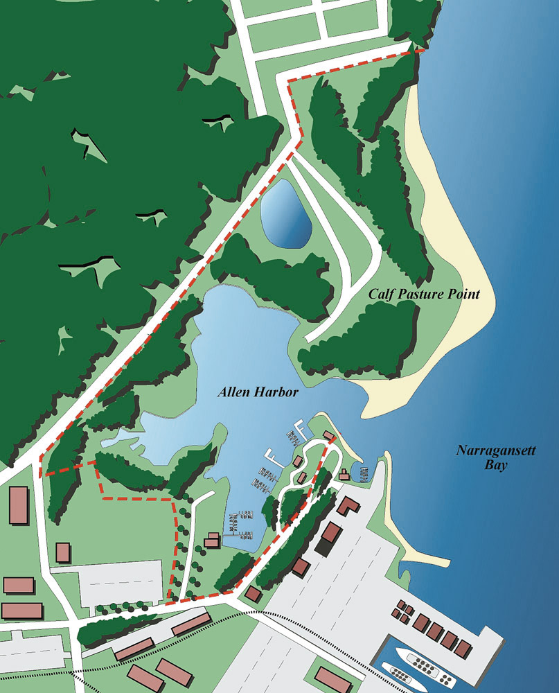 Allen Harbor Master Plan