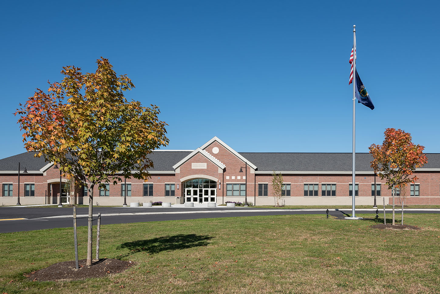 Harriman Announces Completion of Central Community Elementary School