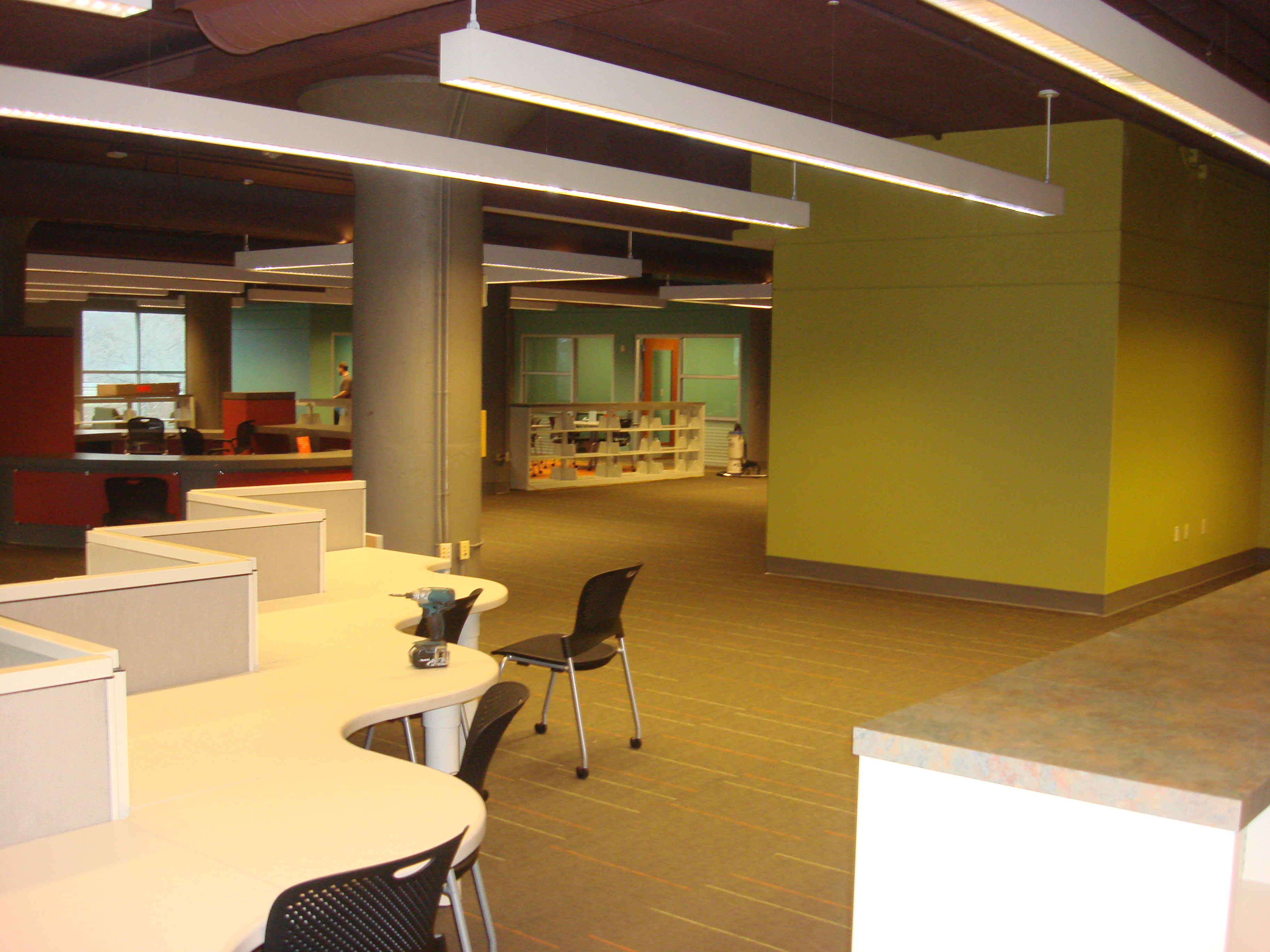 university of southern maine learning commons harriman