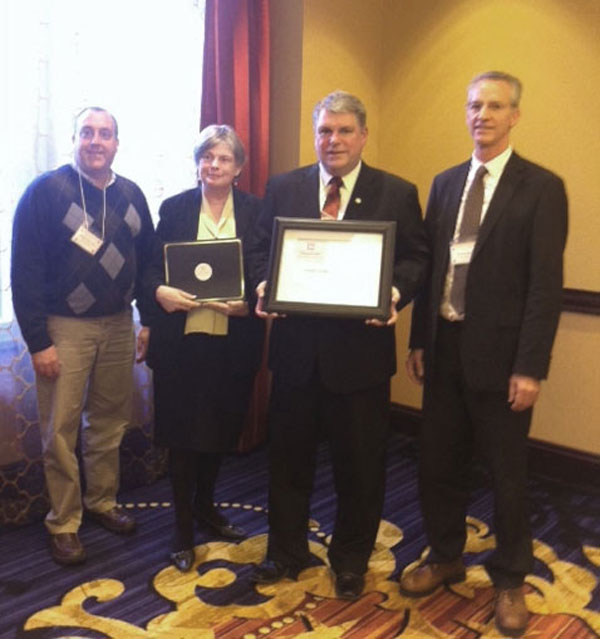 Dedham Business Guide Received Award from American Planning Association, Massachusetts Chapter