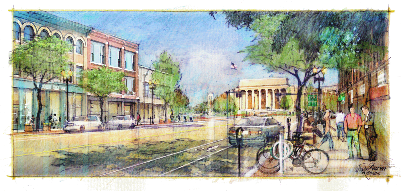 Framingham Downtown Study