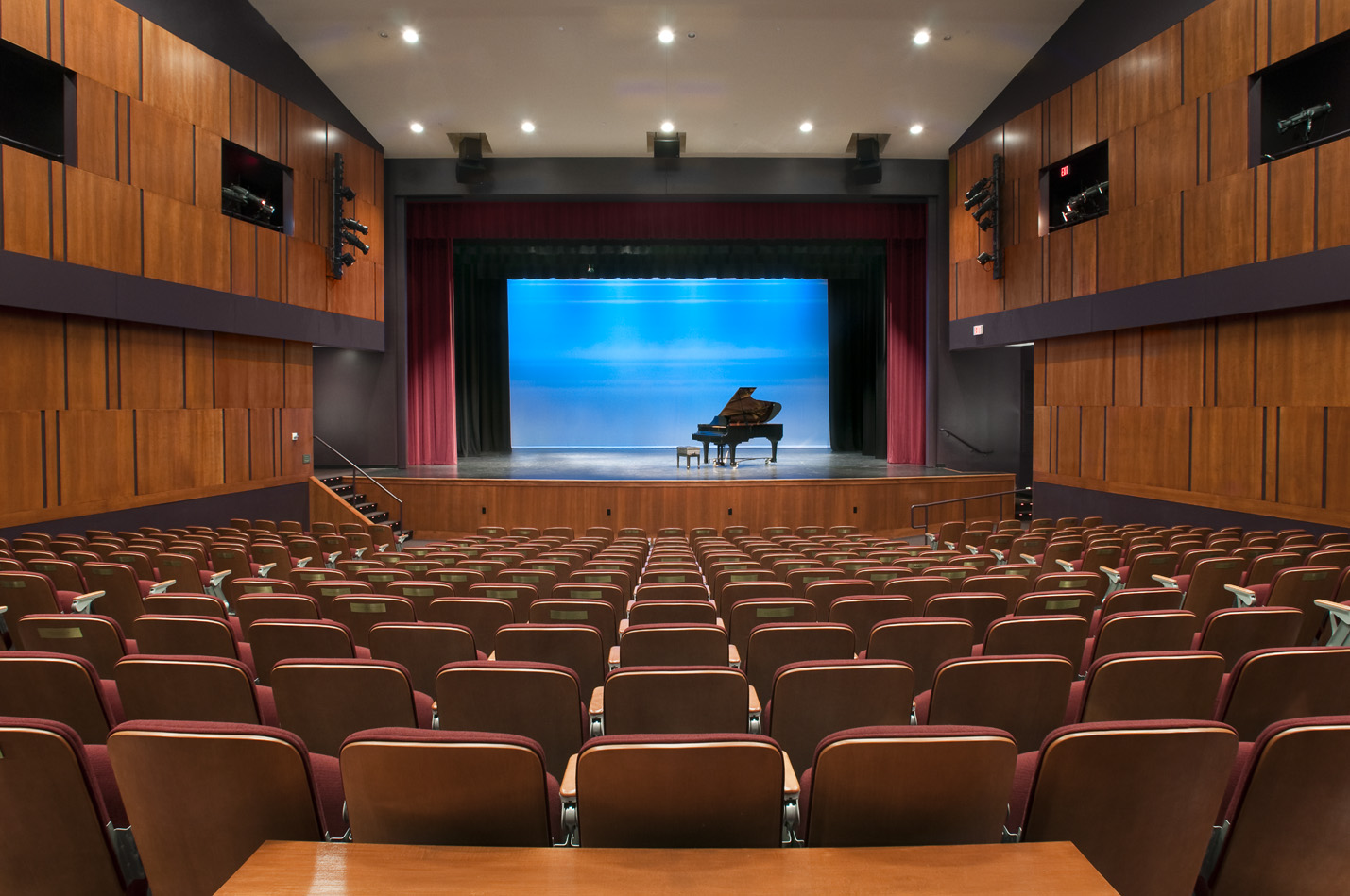 Leura Hill Eastman Performing Arts Center