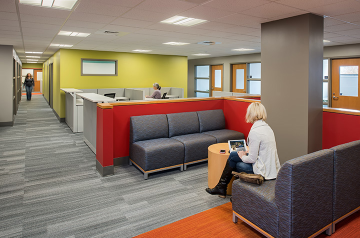 Genial University Of Southern Maine Department Reorganization Renovations |  Harriman