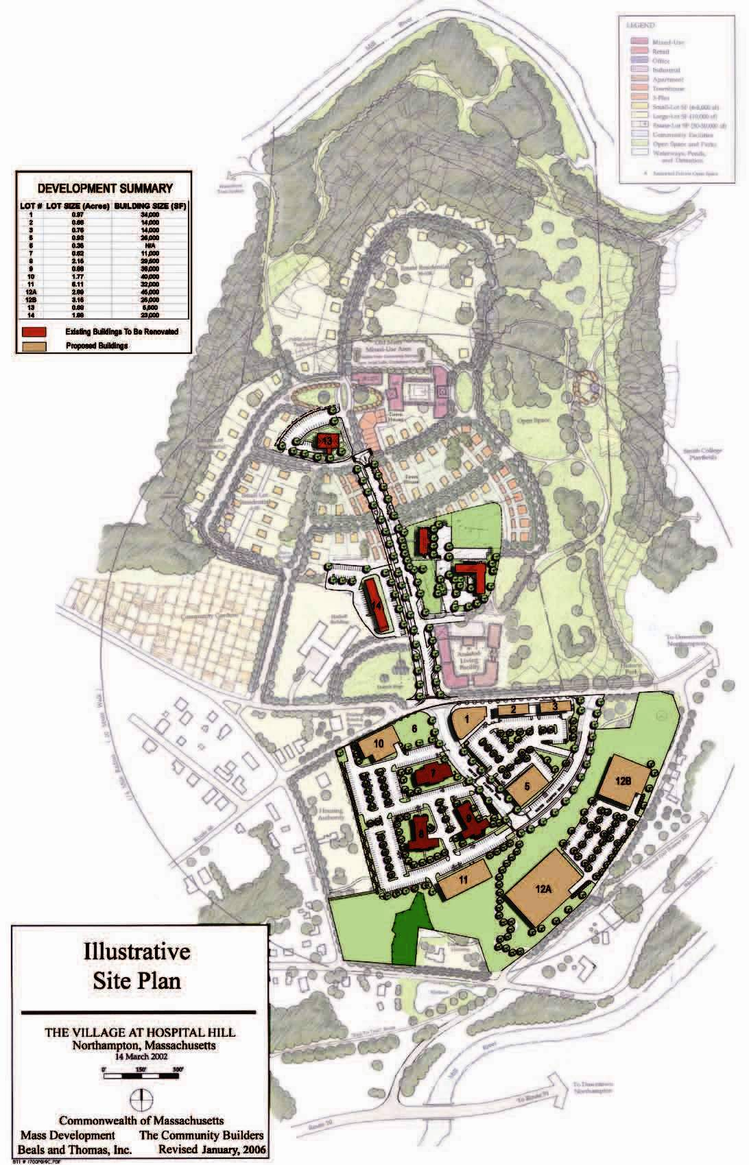 Sustainable Northampton Master Plan