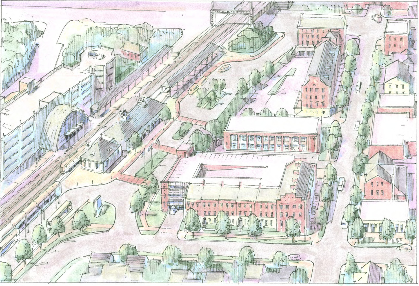 South Norwalk Transit Oriented Development Master Plan