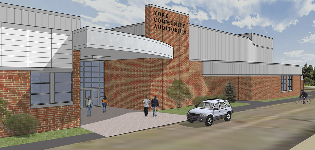 'This is beautiful': Parents, students officials tour York auditorium