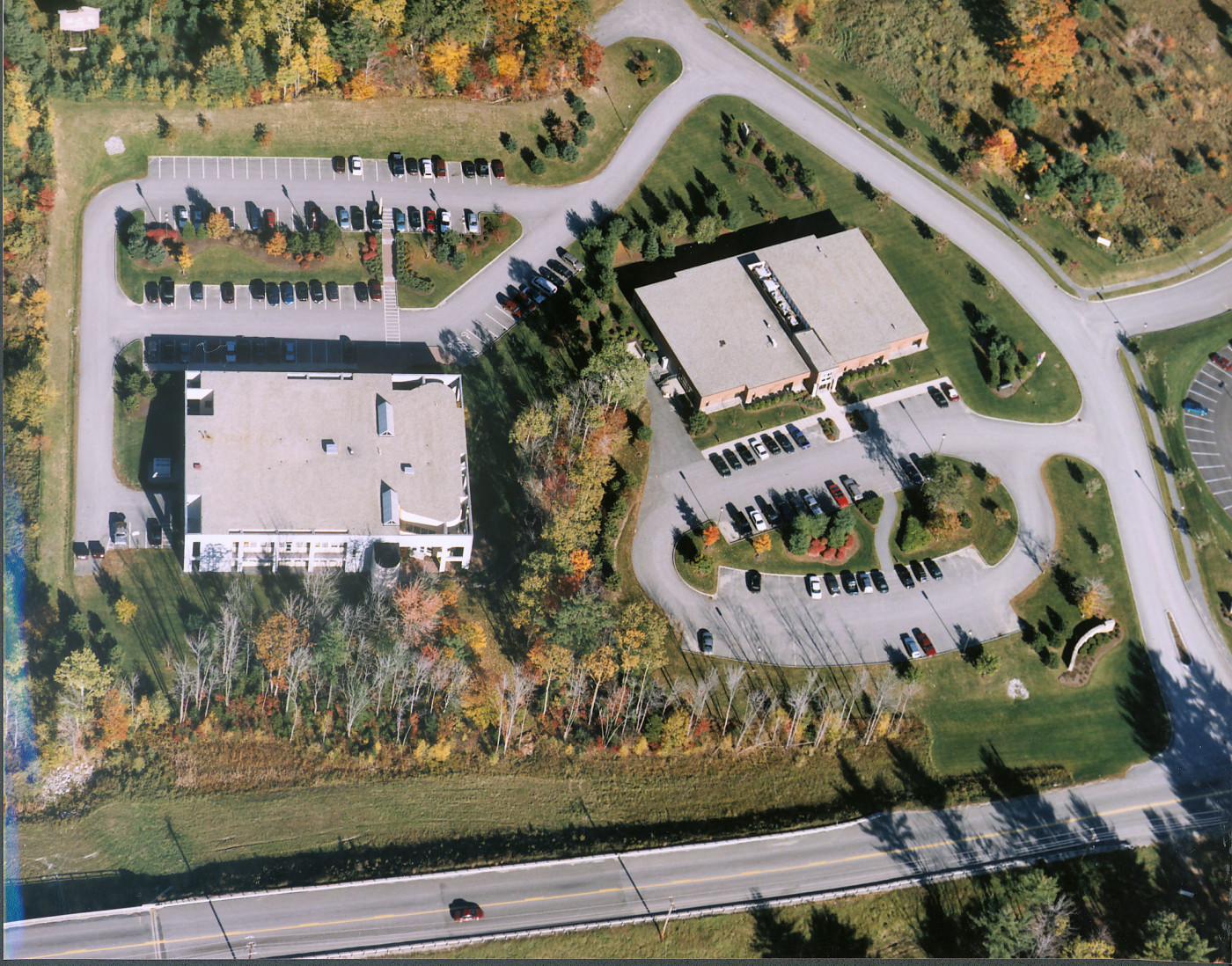 Auburn Business Park Office Park Complex