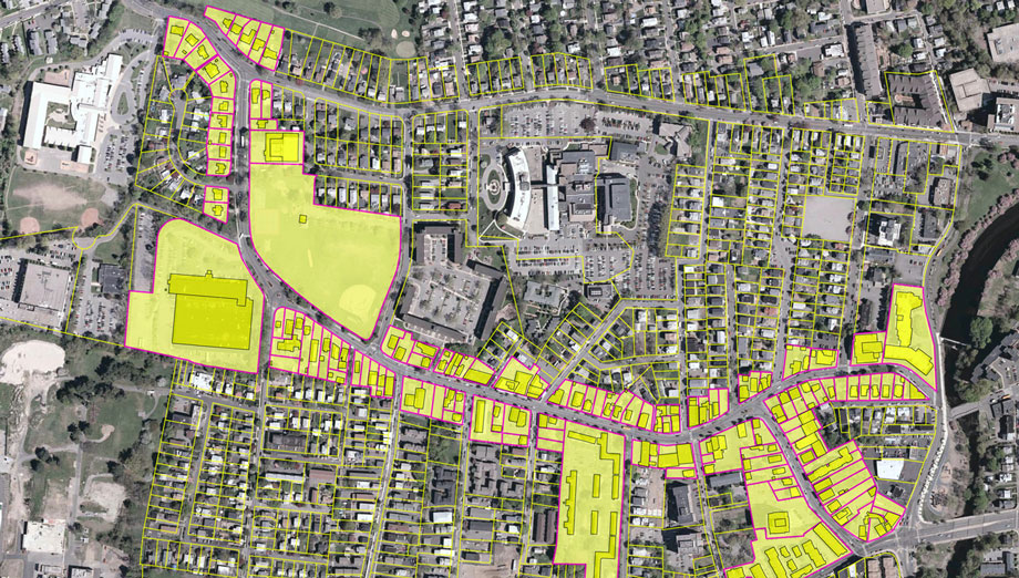 Stillwater Avenue Corridor graphic