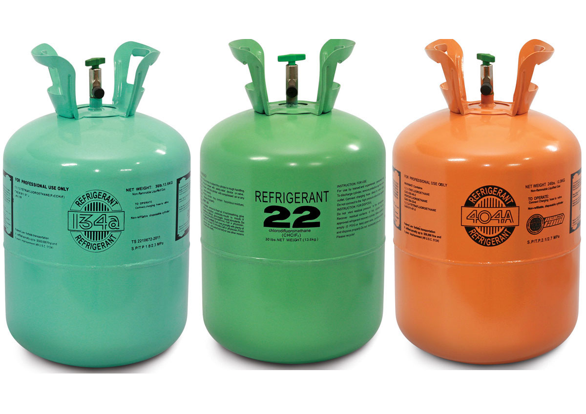 Refrigerant Gasses and Climate Change