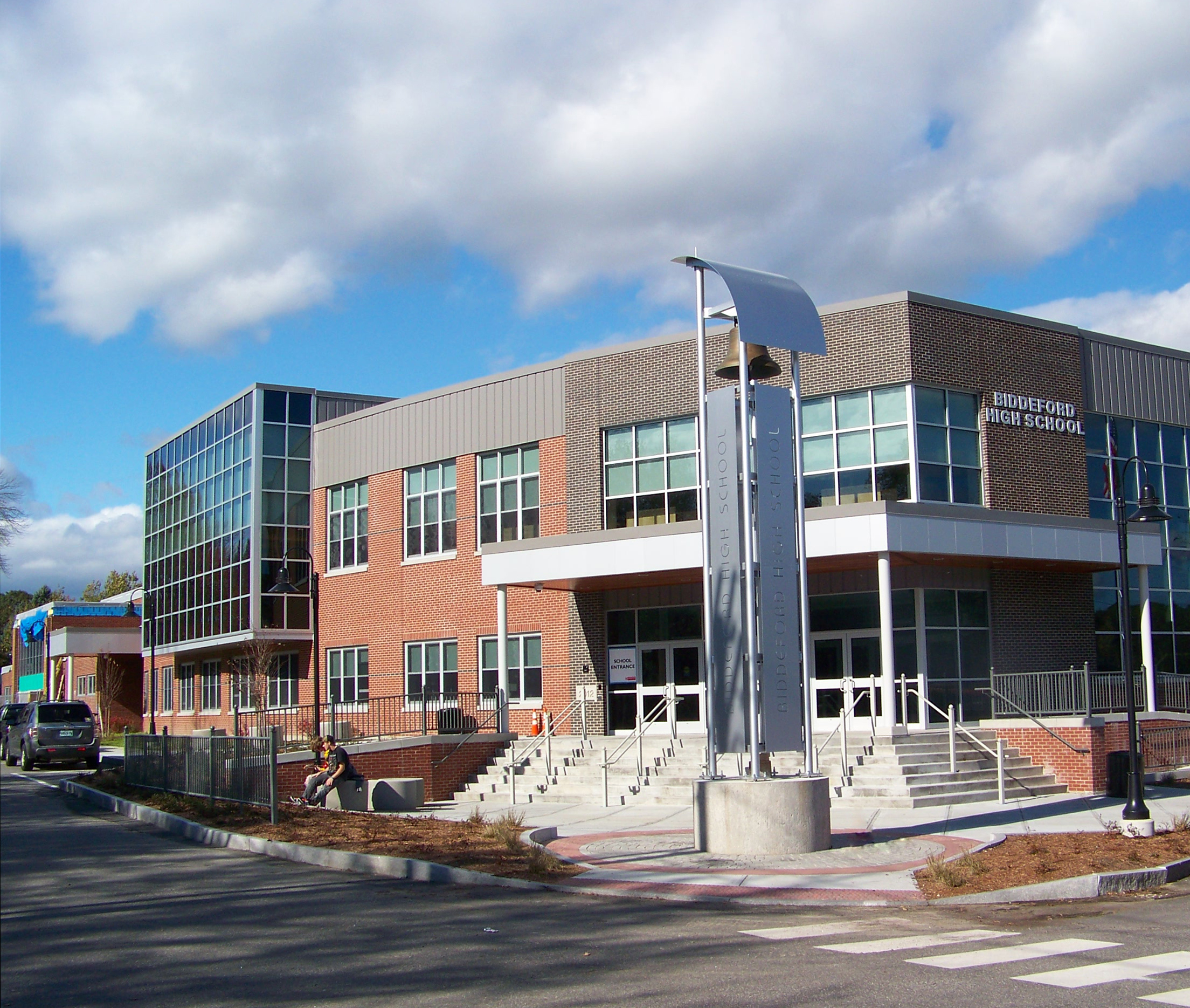 Biddeford High School Harriman