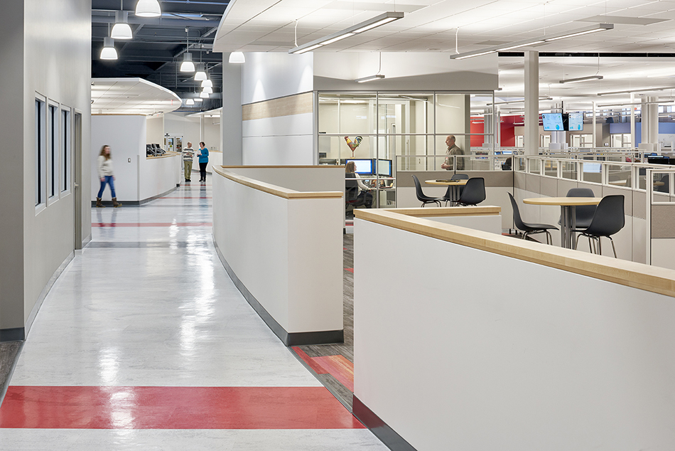 Geiger Corporate Office Renovation