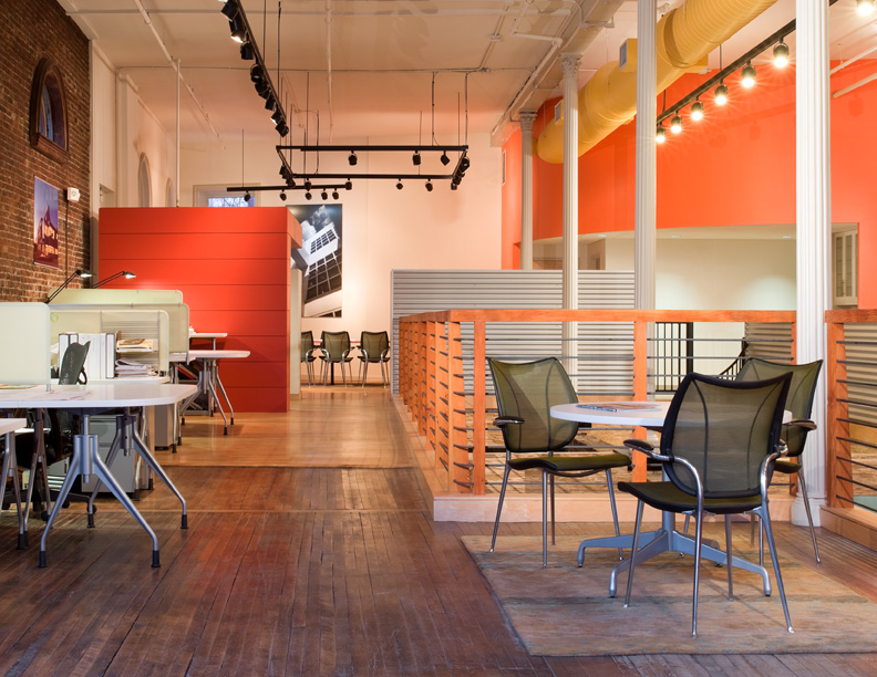 Harriman Architects Offices - Portland, ME