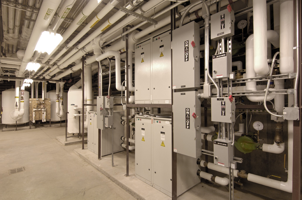 Geothermal Heat and Graywater Storage Systems Enable Bowdoin College to Build Residence Halls