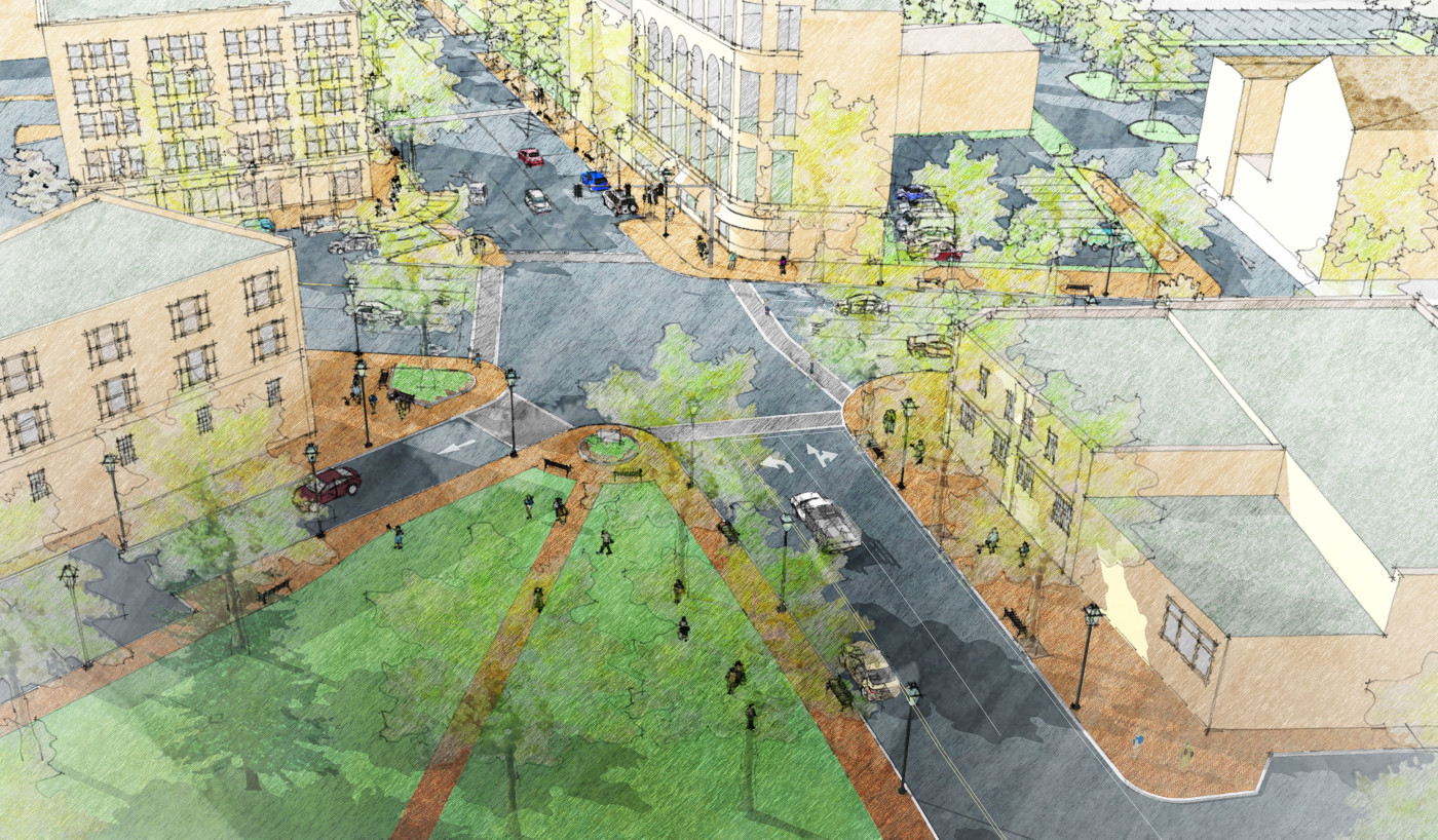 Dover NH Streetscape Plan 2