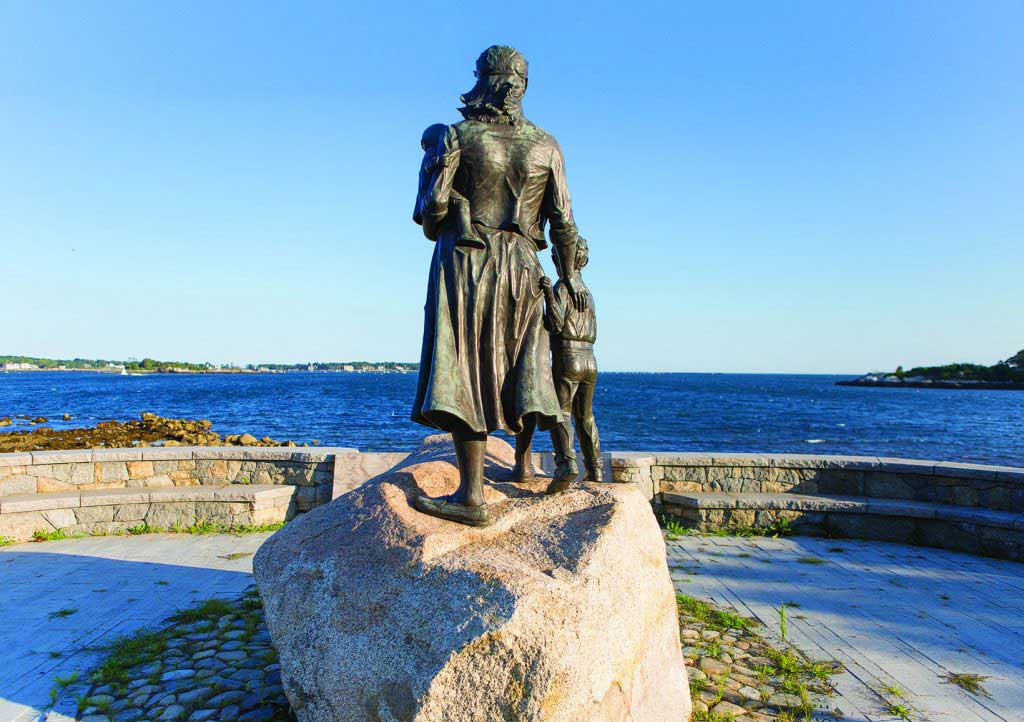 Fisherman's Wife Memorial featured image for Harriman Gloucester project