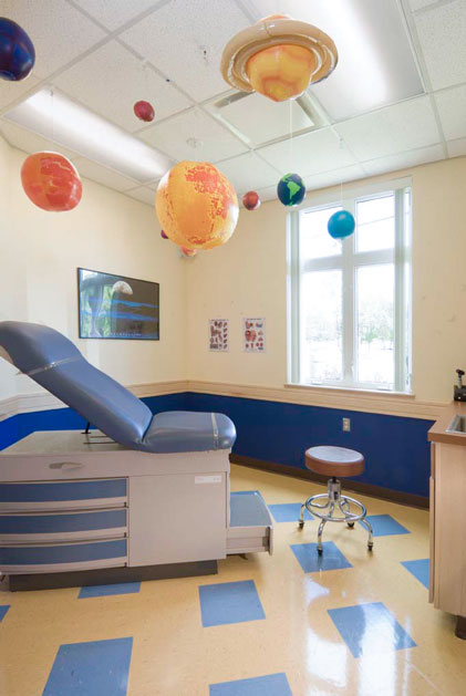 Maple Medical Partners medical office pediatrician photo