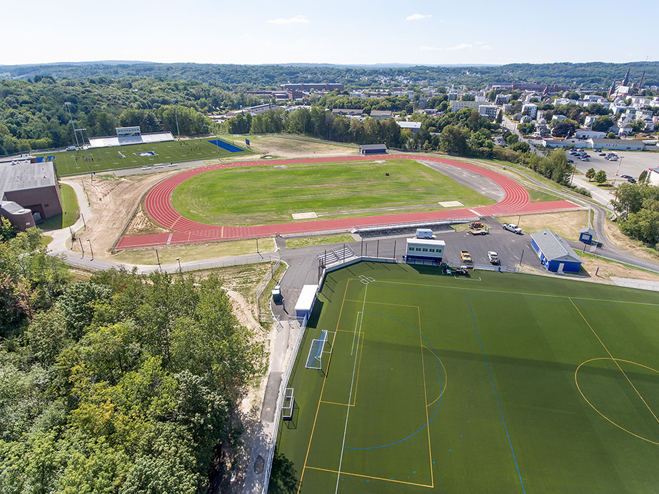 Lewiston High School Athletic Complex fields