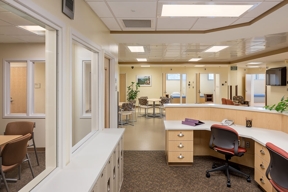 Behavioral Health Nurses Station
