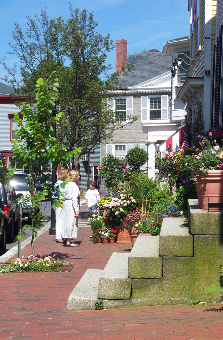 Marblehead Streetscape Design