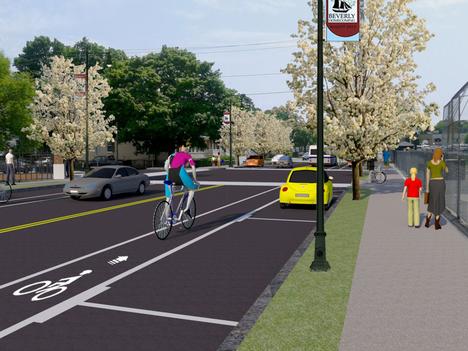 Beverly Streetscape Improvements
