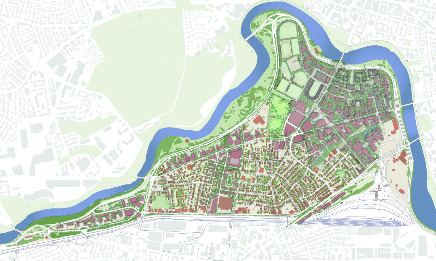 North Allston BrightonHarvard Plan