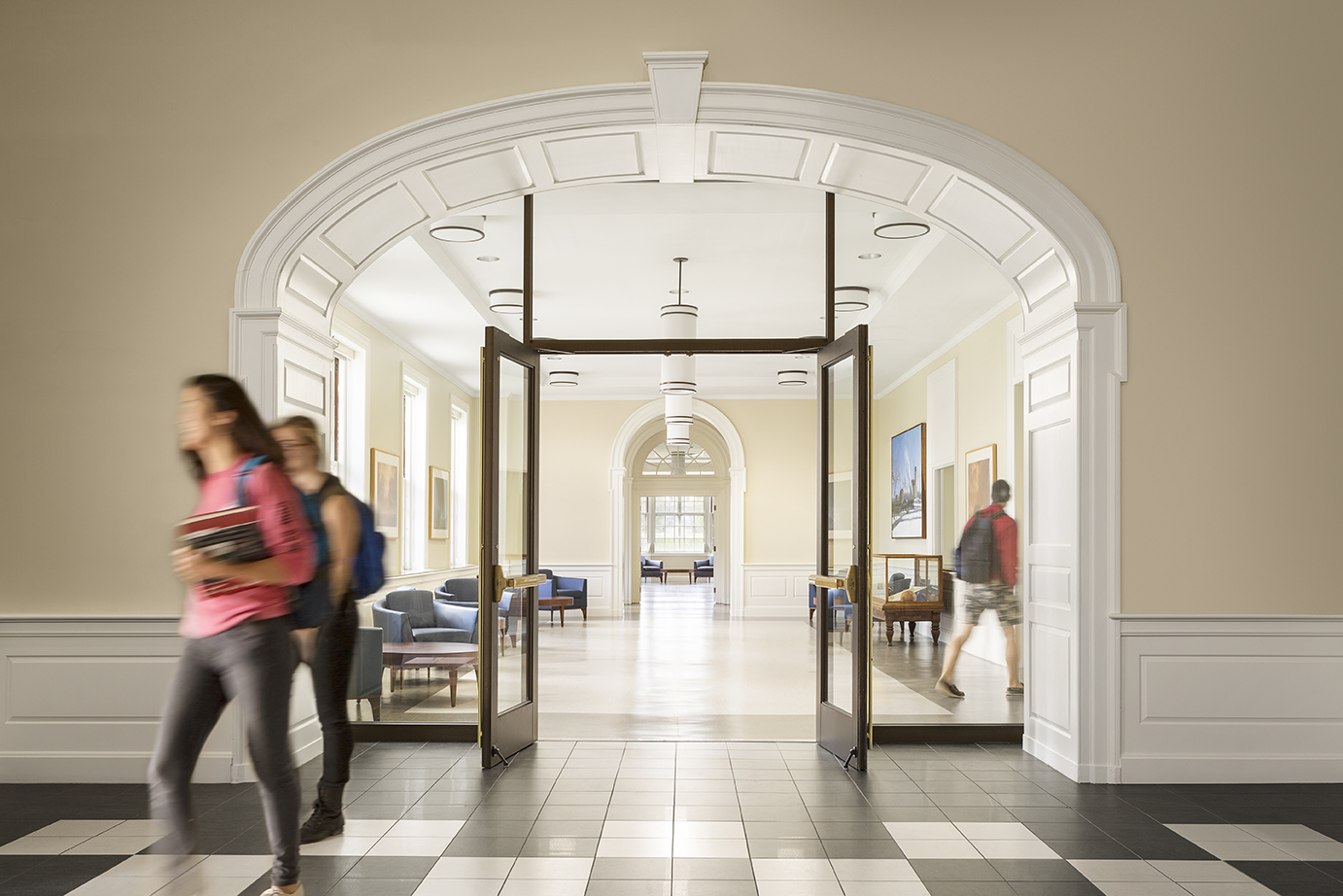 Harriman Wins Six Academic Design Awards for Four Projects in Maine