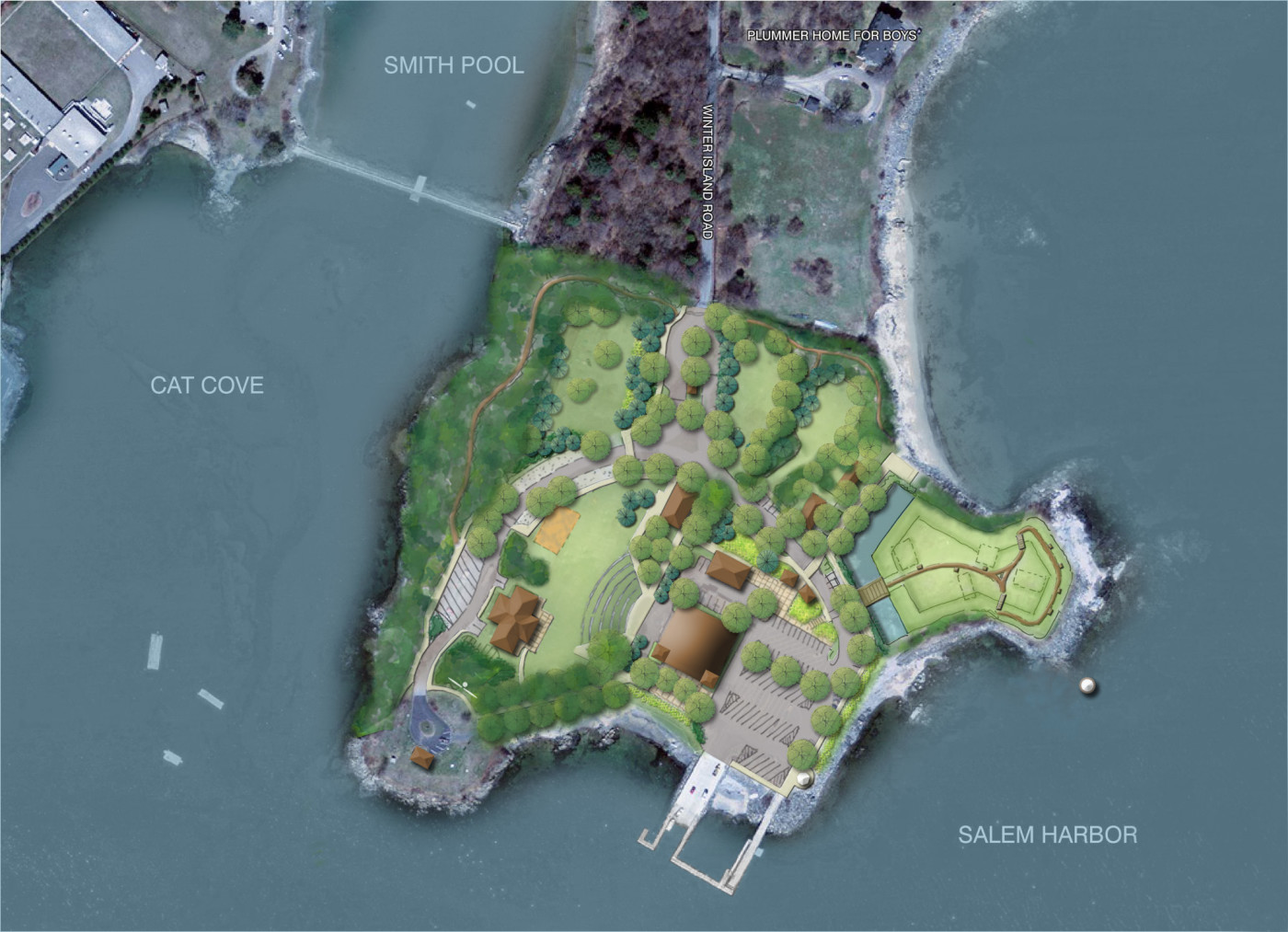 Salem Winter Island Park Master Plan