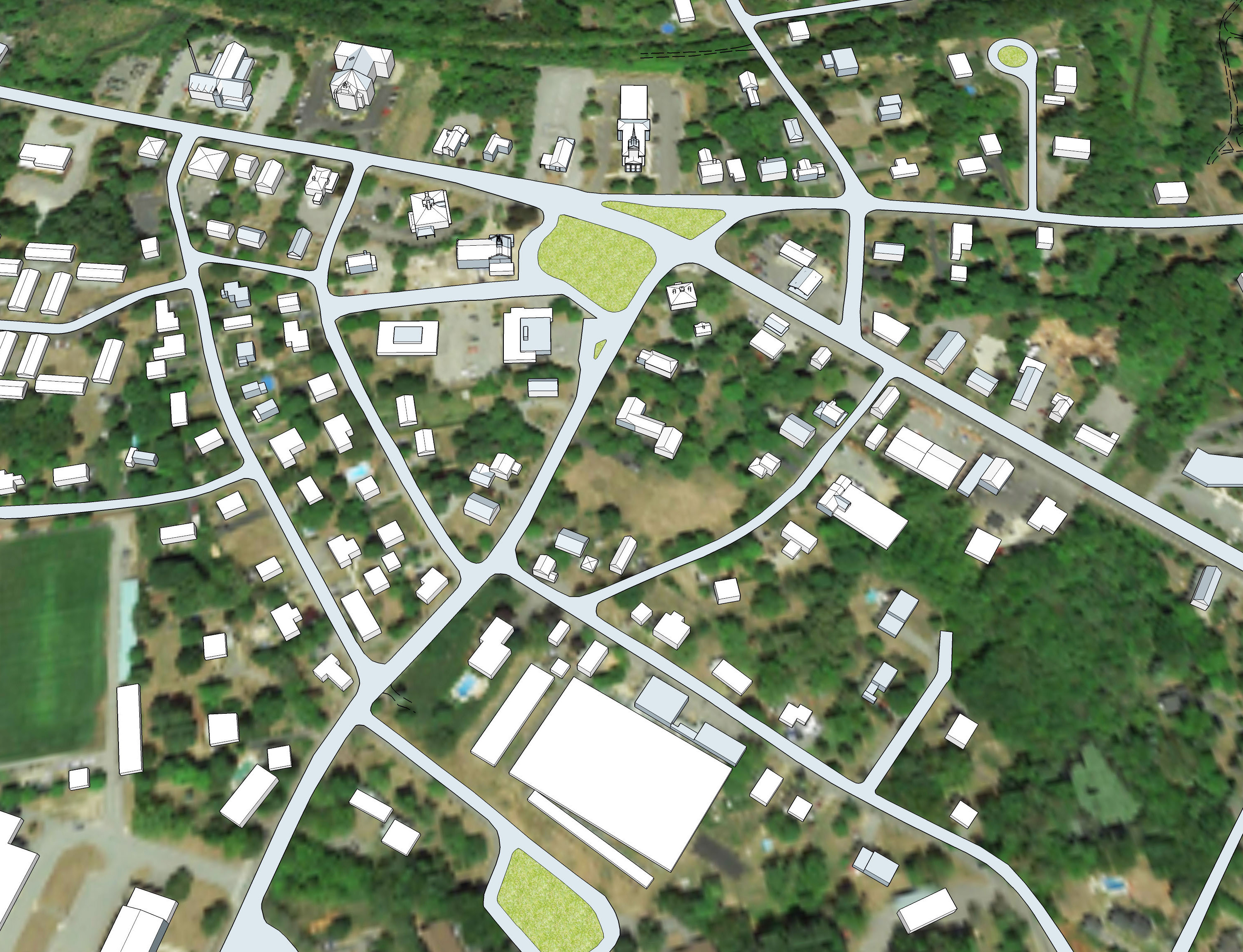 Tewksbury Town Center Master Plan