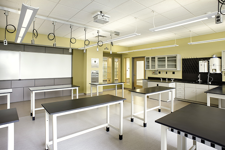 University of Southern Maine Bailey Hall Science Laboratory Renovations