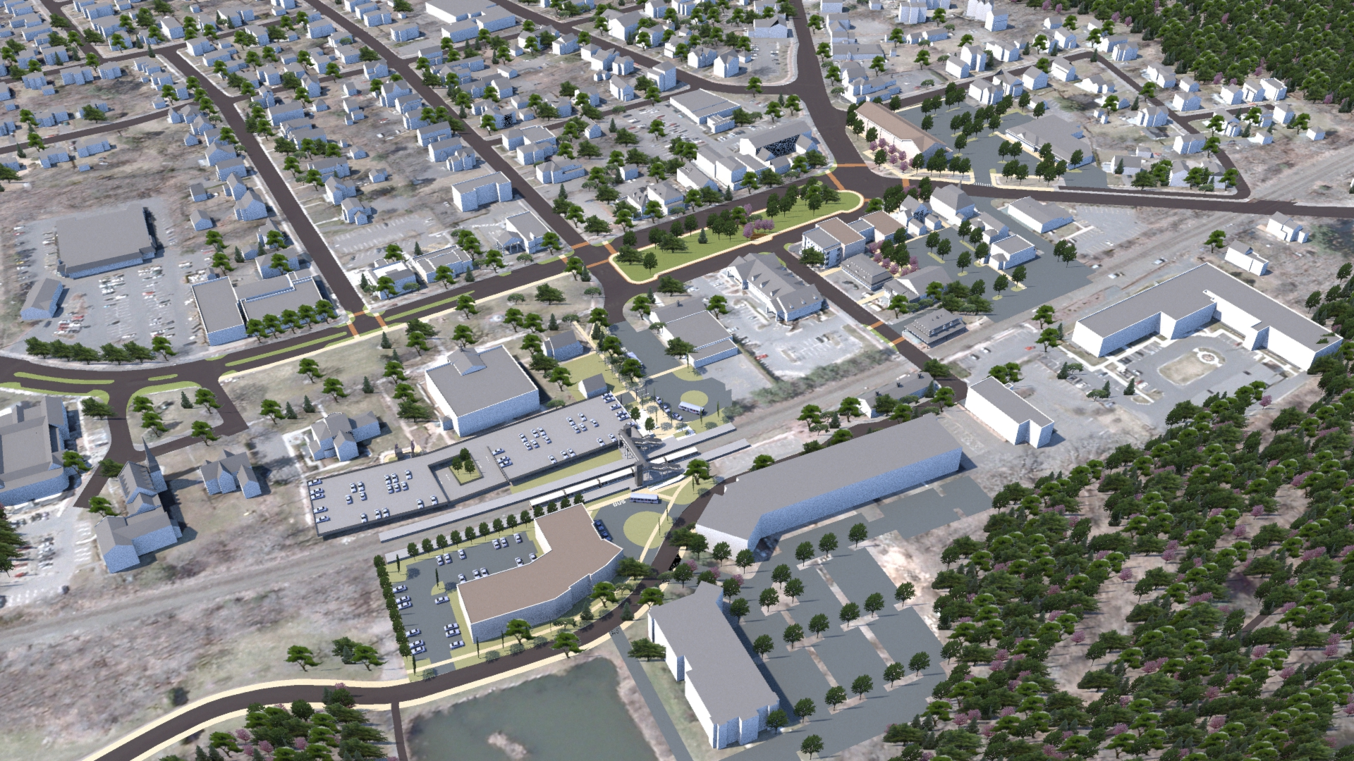 Windsor Transit Oriented Development Plan