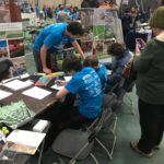 Harriman's Engineering Staff Donates a Saturday to Inspire the Next Generation of Engineers