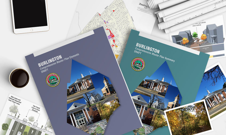 Burlington Master Plan and Executive Summary