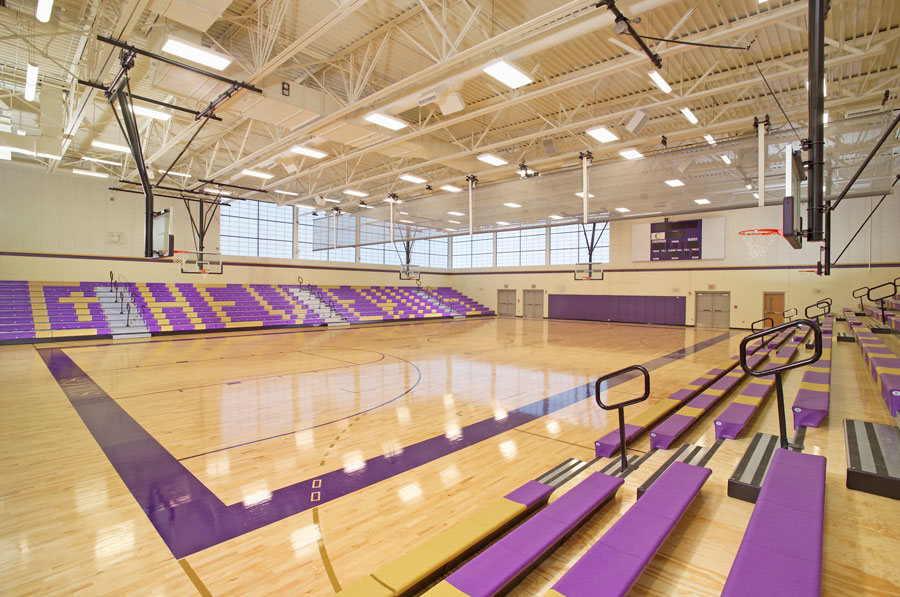 Chevras High School Gymnasium