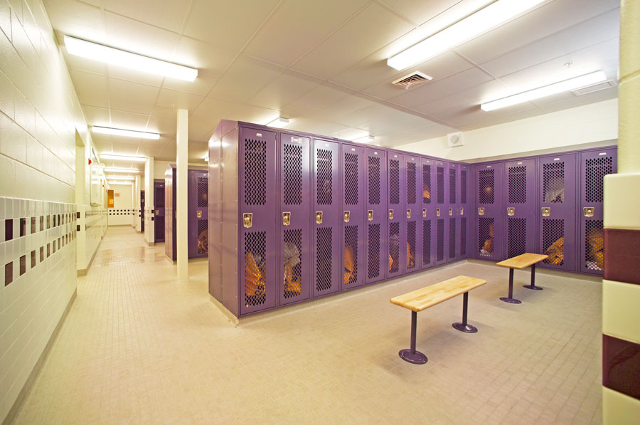 Chevras High School Lockers