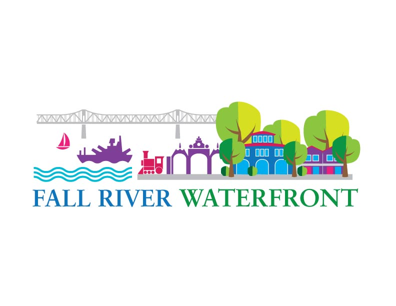 Fall River Waterfront logo