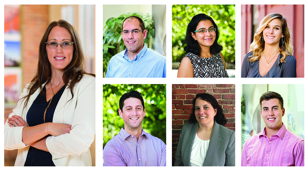 Harriman Welcomes Seven New Design and Professional Staff