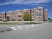 Westbrook Middle School exterior photo